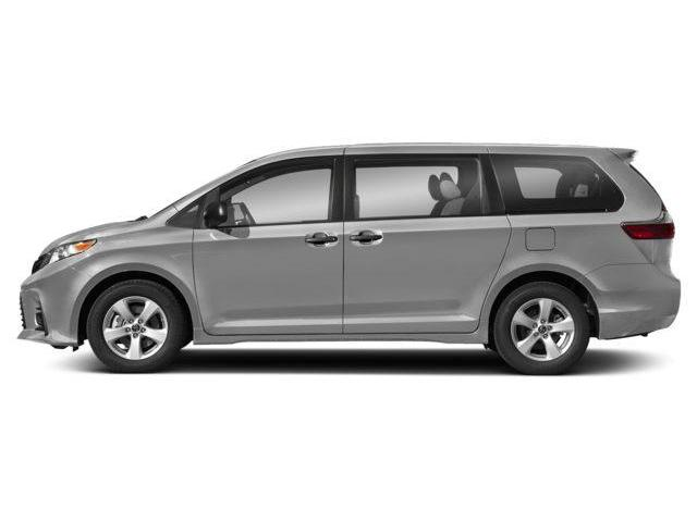 2019 Toyota Sienna LE 7-Passenger (Stk: D2960066) in Calgary - Image 2 of 9