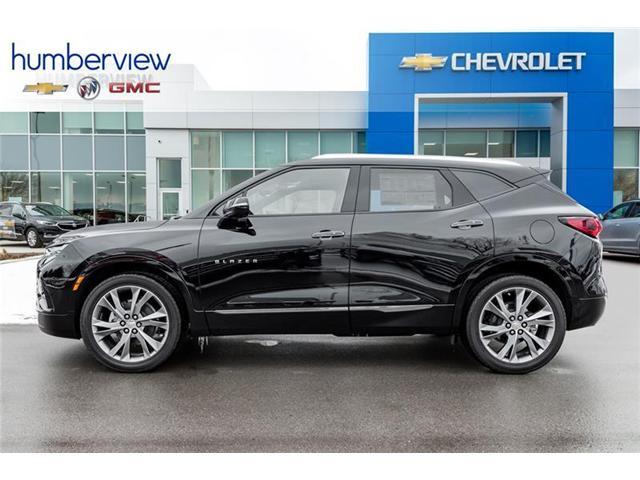 2019 Chevrolet Blazer Premier (Stk: 19BZ004) in Toronto - Image 3 of 22