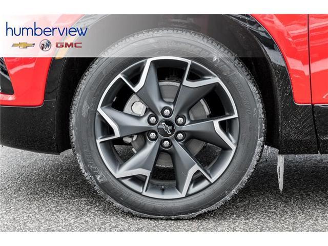 2019 Chevrolet Blazer RS (Stk: 19BZ001) in Toronto - Image 4 of 22