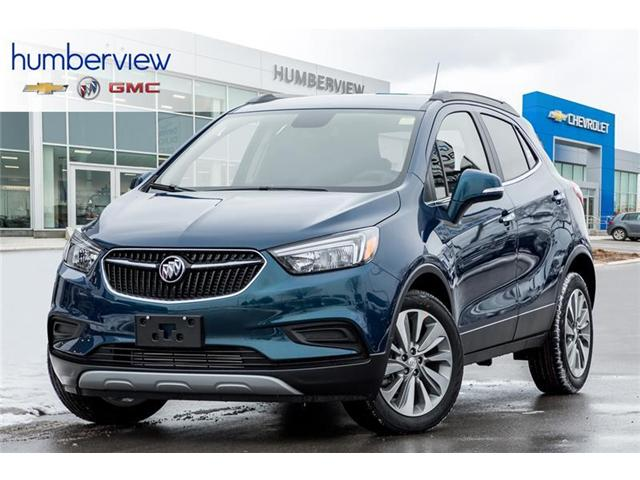 2019 Buick Encore Preferred (Stk: B9E020) in Toronto - Image 1 of 18