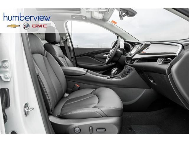 2019 Buick Envision Premium I (Stk: B9N013) in Toronto - Image 18 of 22