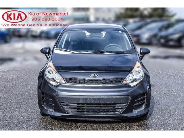 2017 Kia Rio5  (Stk: P0751A) in Newmarket - Image 2 of 16