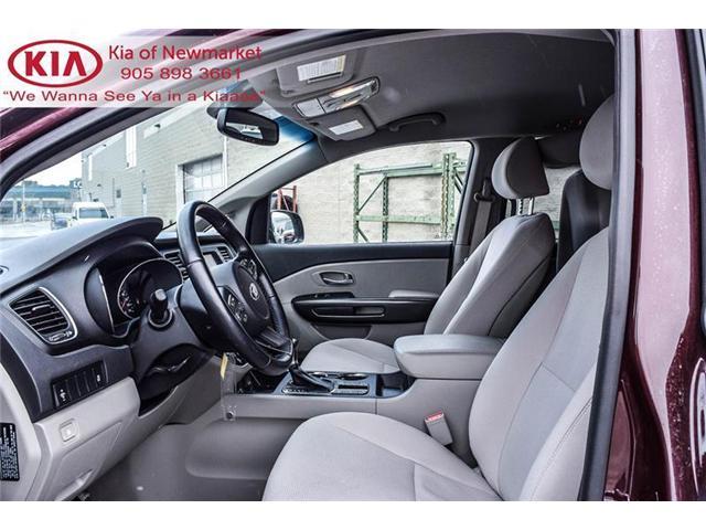 2019 Kia Sedona LX (Stk: P0799) in Newmarket - Image 10 of 20