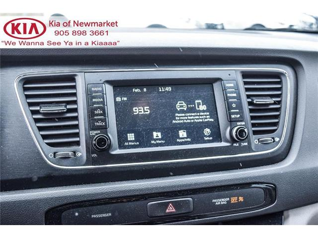 2019 Kia Sedona LX (Stk: P0799) in Newmarket - Image 14 of 20
