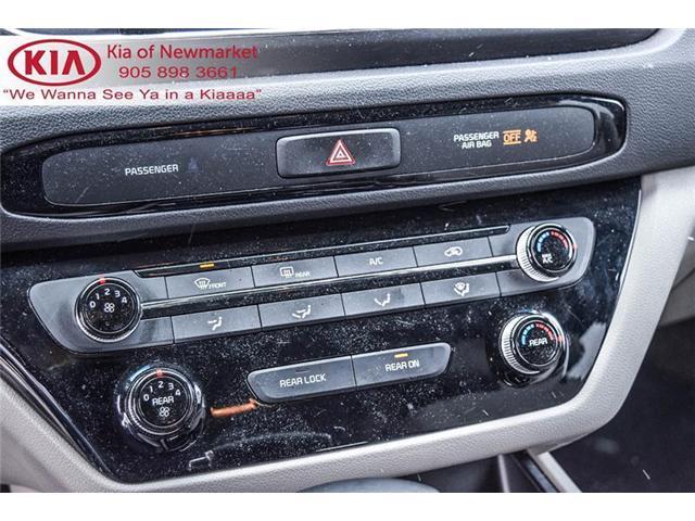 2019 Kia Sedona LX (Stk: P0799) in Newmarket - Image 15 of 20