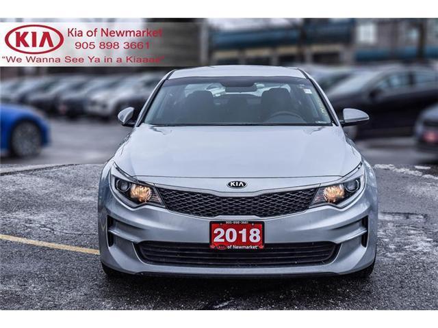 2018 Kia Optima LX (Stk: P0802) in Newmarket - Image 2 of 16