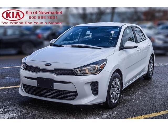 2018 Kia Rio5  (Stk: P0803) in Newmarket - Image 1 of 19