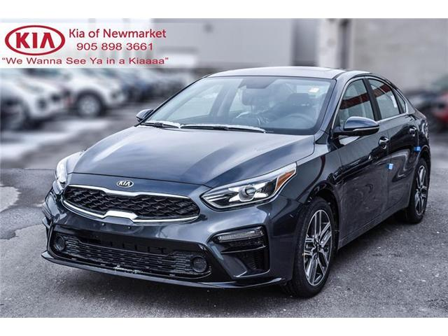 2019 Kia Forte  (Stk: 190297) in Newmarket - Image 1 of 19