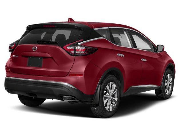 2019 Nissan Murano Platinum (Stk: 8540) in Okotoks - Image 3 of 8