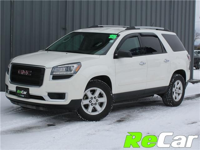 2015 GMC Acadia SLE2 (Stk: 190226A) in Fredericton - Image 1 of 9