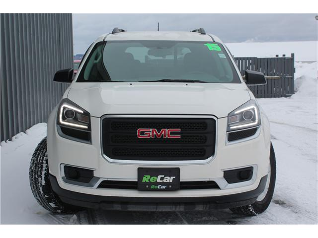 2015 GMC Acadia SLE2 (Stk: 190226A) in Fredericton - Image 2 of 9
