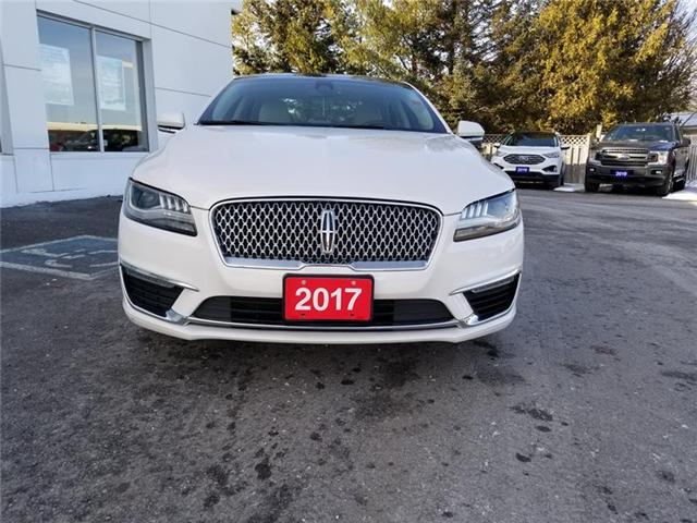 2017 Lincoln MKZ Reserve (Stk: P1225) in Uxbridge - Image 2 of 11