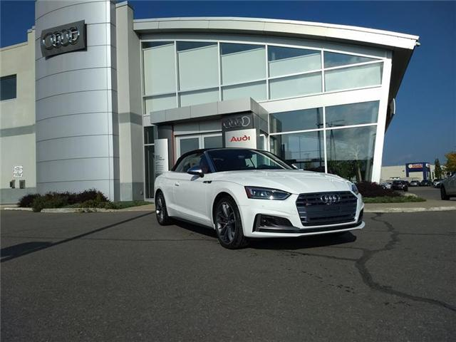 2018 Audi S5 3.0T Technik (Stk: 90237) in Nepean - Image 1 of 9