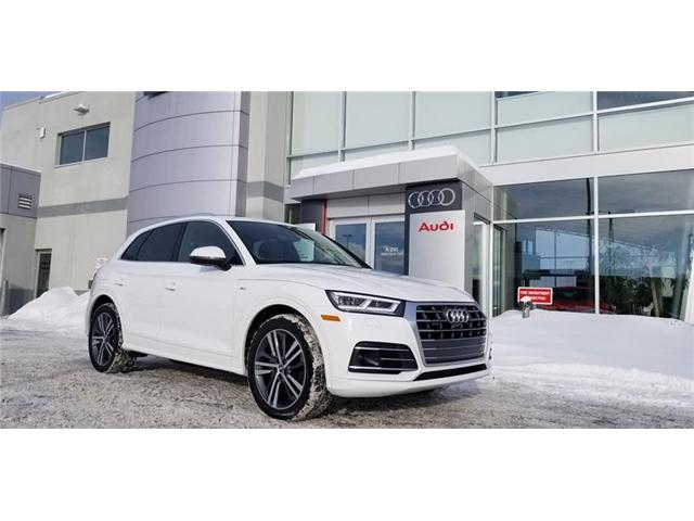 2018 Audi Q5 2.0T Technik (Stk: 90594) in Nepean - Image 1 of 7