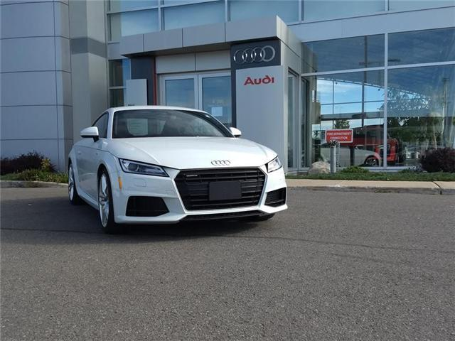 2018 Audi TT 2.0T (Stk: 90245) in Nepean - Image 1 of 12