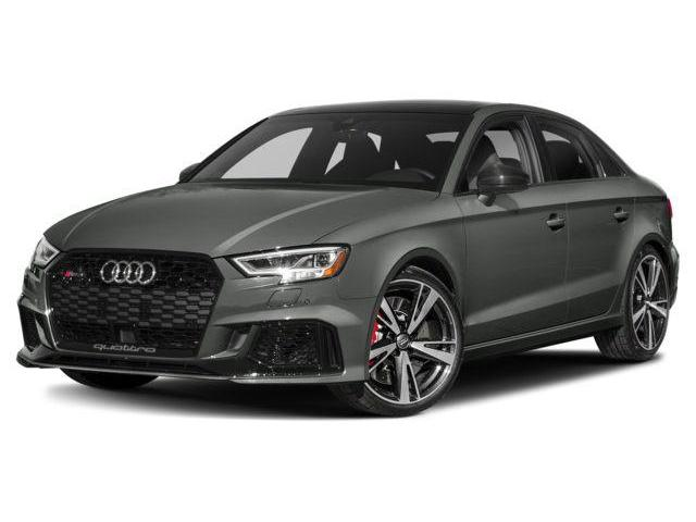 2018 Audi RS 3 2.5T (Stk: 90949) in Nepean - Image 1 of 9