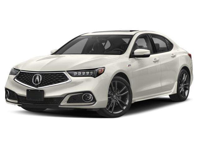 2019 Acura TLX Elite A-Spec (Stk: AT402) in Pickering - Image 1 of 9