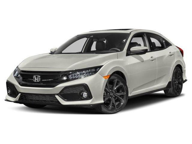 2019 Honda Civic Sport Touring (Stk: U710) in Pickering - Image 1 of 9