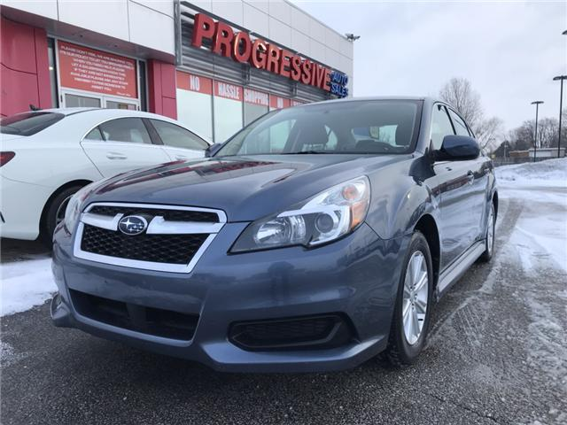 2013 Subaru Legacy 2.5i Touring Package (Stk: D3019549) in Sarnia - Image 1 of 21