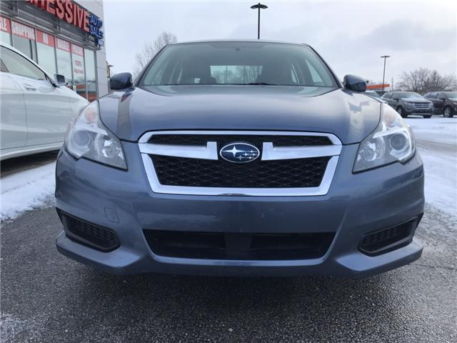 2013 Subaru Legacy 2.5i Touring Package (Stk: D3019549) in Sarnia - Image 2 of 21
