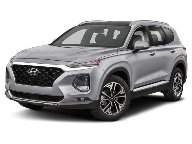 2019 Hyundai Santa Fe Luxury (Stk: 19442) in Ajax - Image 1 of 9