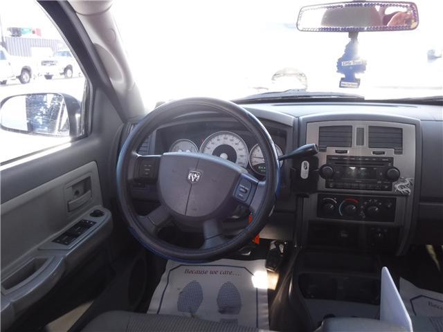 2007 Dodge Dakota SLT (Stk: U-3741) in Kapuskasing - Image 7 of 10