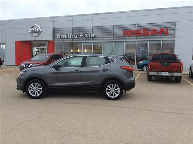 2018 Nissan Qashqai S (Stk: 18-275) in Smiths Falls - Image 1 of 13