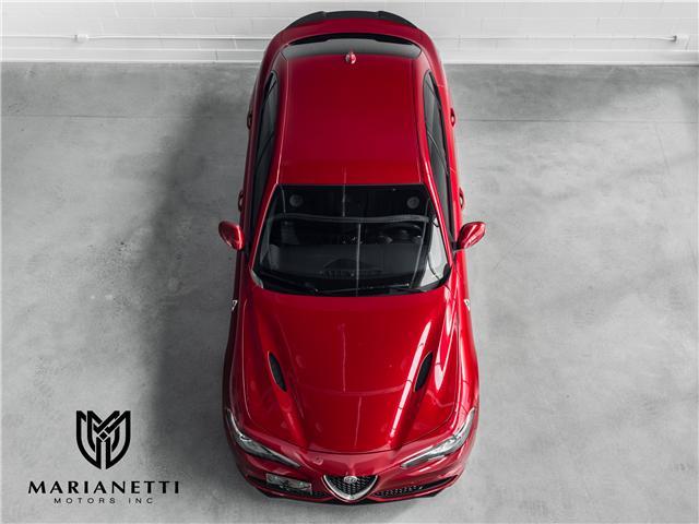 2017 Alfa Romeo Giulia Quadrifoglio (Stk: ZARFAEAV5H7544677) in Woodbridge - Image 2 of 36