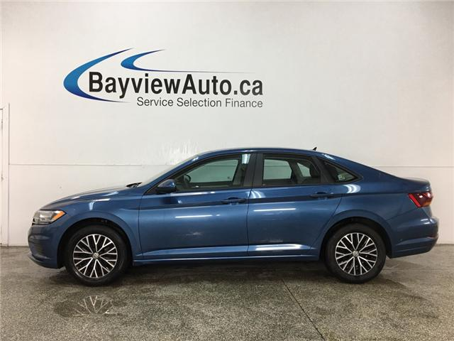 2019 Volkswagen Jetta 1.4 TSI Highline (Stk: 34430W) in Belleville - Image 1 of 26