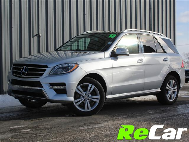 2013 Mercedes-Benz M-Class Base (Stk: 190200A) in Fredericton - Image 1 of 10