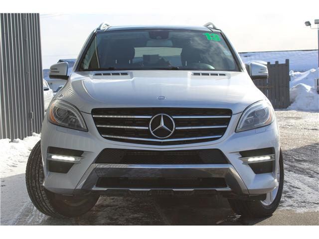 2013 Mercedes-Benz M-Class Base (Stk: 190200A) in Fredericton - Image 2 of 10