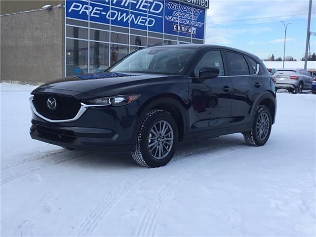 2018 Mazda CX-5 GX (Stk: K7826) in Calgary - Image 1 of 32
