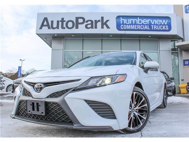 2018 Toyota Camry SE (Stk: 18-057992) in Mississauga - Image 1 of 25