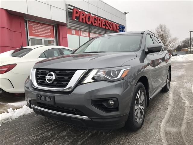 2017 Nissan Pathfinder SL (Stk: HC639023) in Sarnia - Image 1 of 29