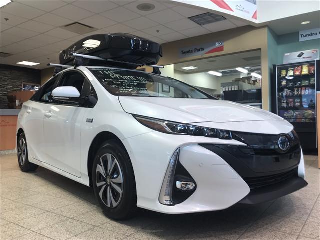 2019 Toyota Prius Prime Upgrade (Stk: 190143) in Cochrane - Image 3 of 17