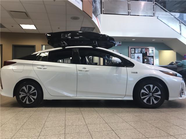 2019 Toyota Prius Prime Upgrade (Stk: 190143) in Cochrane - Image 4 of 17