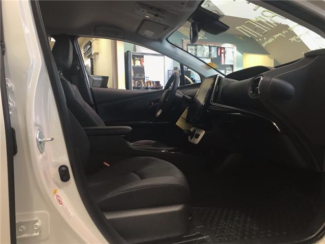2019 Toyota Prius Prime Upgrade (Stk: 190143) in Cochrane - Image 10 of 17