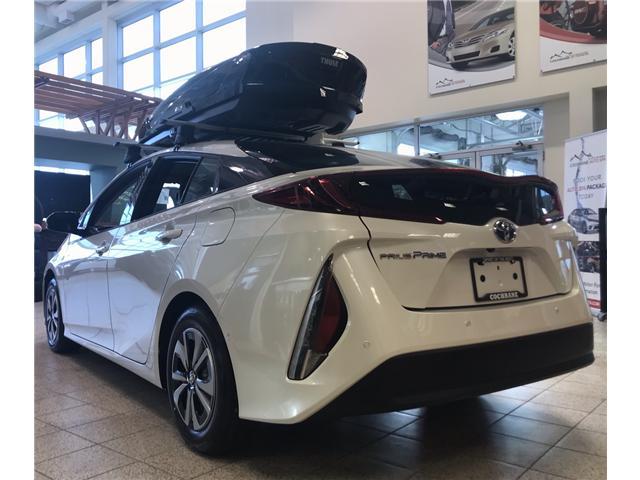 2019 Toyota Prius Prime Upgrade (Stk: 190143) in Cochrane - Image 7 of 17