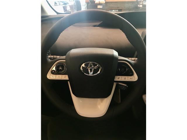 2019 Toyota Prius Prime Upgrade (Stk: 190143) in Cochrane - Image 13 of 17