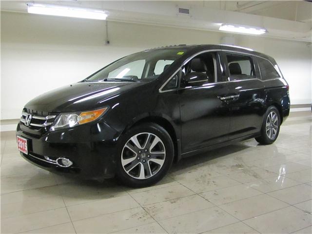 2015 Honda Odyssey Touring (Stk: HP3173) in Toronto - Image 1 of 42