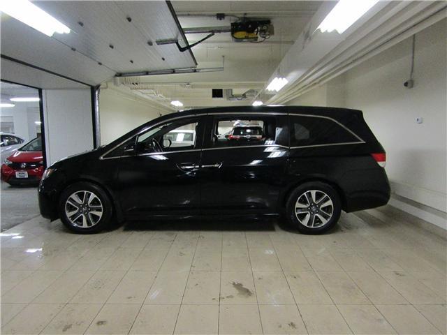 2015 Honda Odyssey Touring (Stk: HP3173) in Toronto - Image 2 of 42