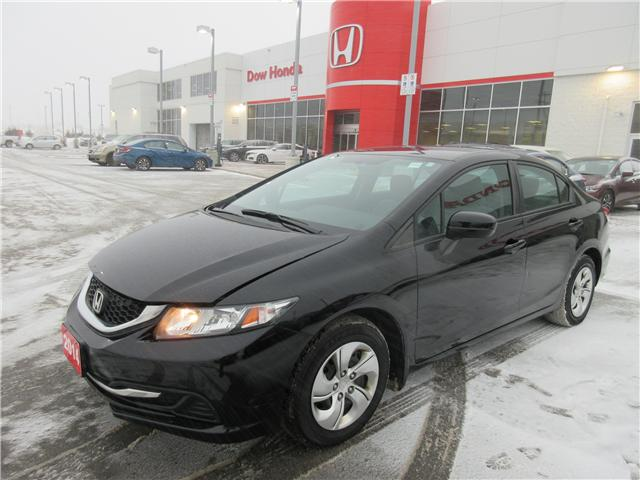 2014 Honda Civic LX (Stk: SS3354) in Ottawa - Image 1 of 11
