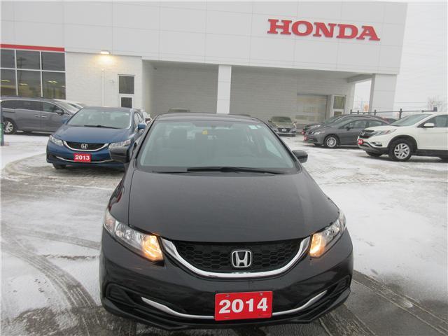 2014 Honda Civic LX (Stk: SS3354) in Ottawa - Image 2 of 11