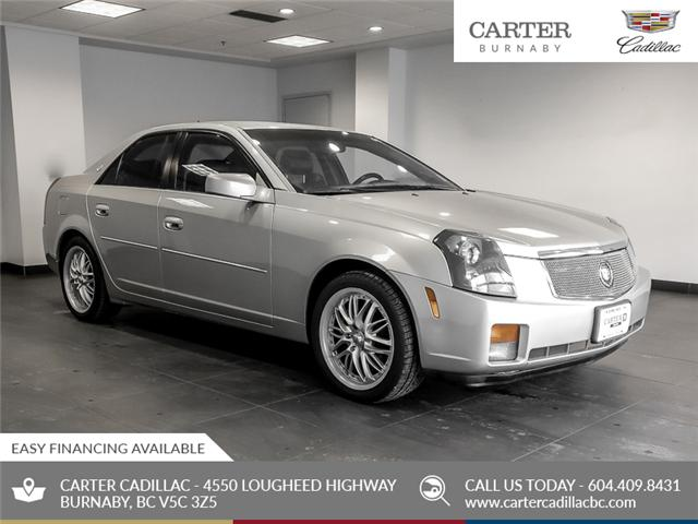 2005 Cadillac CTS Luxury (Stk: M8-46062) in Burnaby - Image 1 of 23
