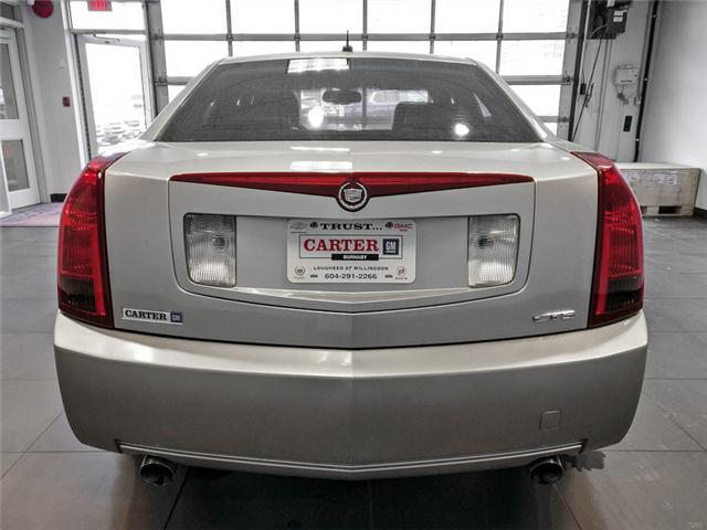 2005 Cadillac CTS Luxury (Stk: M8-46062) in Burnaby - Image 5 of 23