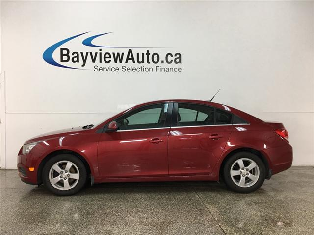 2014 Chevrolet Cruze 2LT (Stk: 34223J) in Belleville - Image 1 of 22