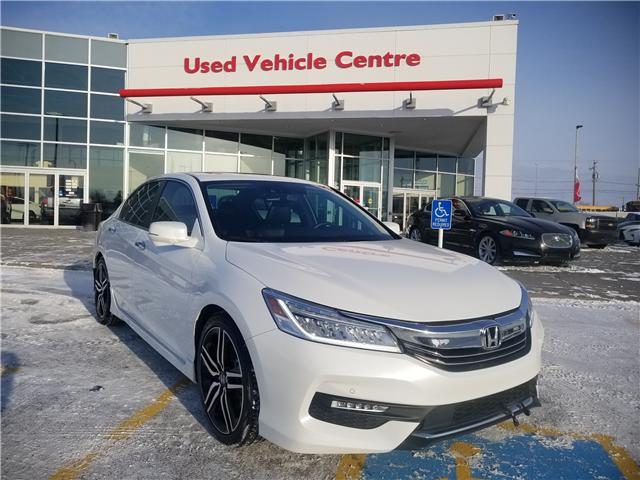 2016 Honda Accord Touring (Stk: 2190290A) in Calgary - Image 1 of 30