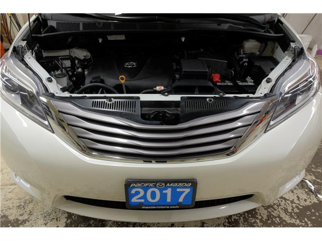 2017 Toyota Sienna XLE 7 Passenger (Stk: 7854A) in Victoria - Image 25 of 25