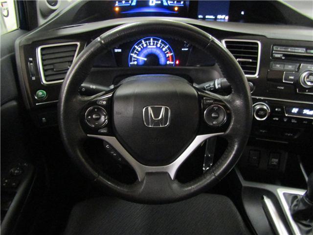 2013 Honda Civic EX (Stk: C19397A) in Toronto - Image 12 of 34