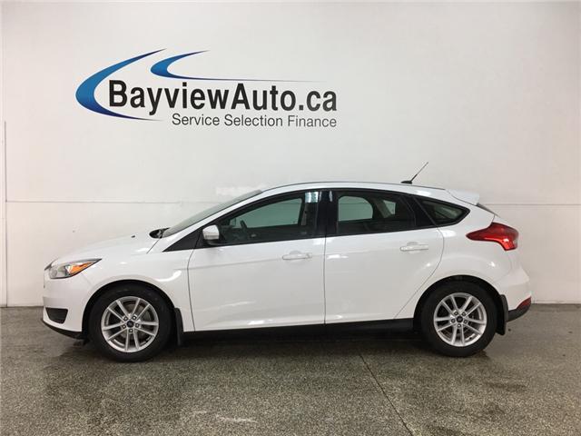 2017 Ford Focus SE (Stk: 34287W) in Belleville - Image 1 of 27